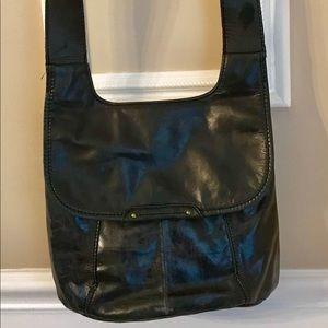 Hobo international leather bag